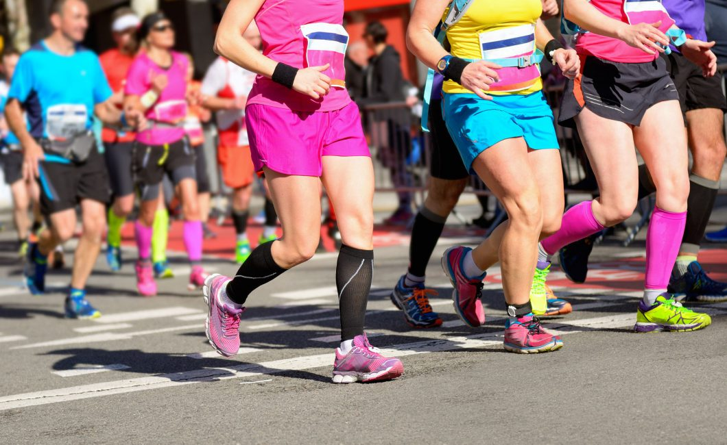 Swanley Therapy Centre have runners in Vitality 10K 2016