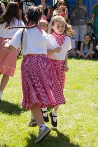 St Paul's School - Country Dancing